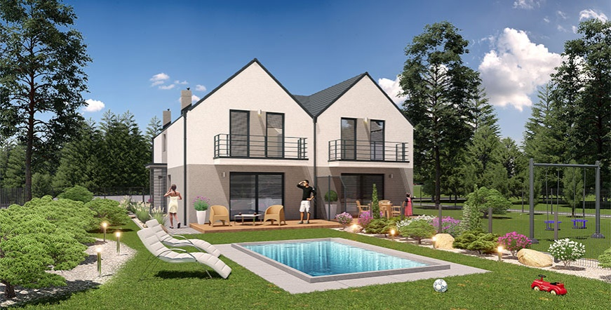 Os. Sloneczne, Ploty, 4 Bedrooms Bedrooms, 4 Rooms Rooms,2 BathroomsBathrooms,Lokale mieszkaniowe,Rozpoczecie II etapu 2021,Os. Sloneczne,1010