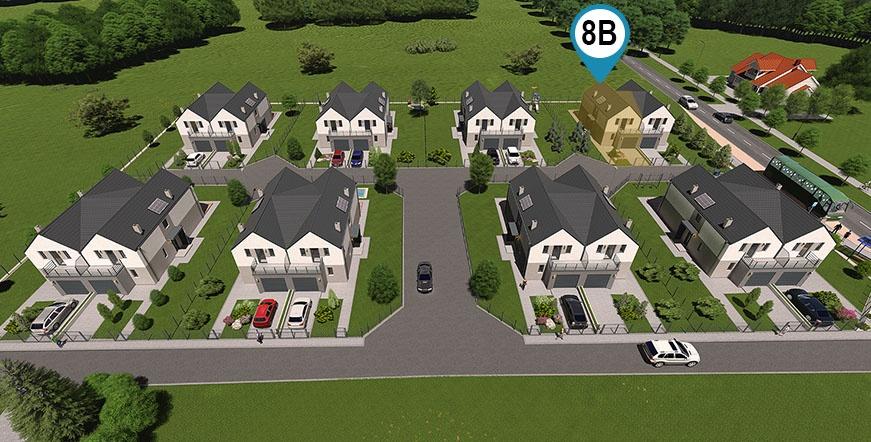 Os. Sloneczne, Płoty, 4 Bedrooms Bedrooms, 4 Rooms Rooms,2 BathroomsBathrooms,Lokale mieszkaniowe,Rezerwacja,Os. Sloneczne,1015